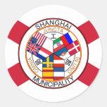 Shanghai International Settlement, China Stickers