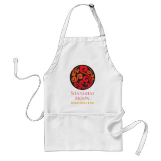 Shanghai Moon Chinese Bistro & Bar 01 Adult Apron
