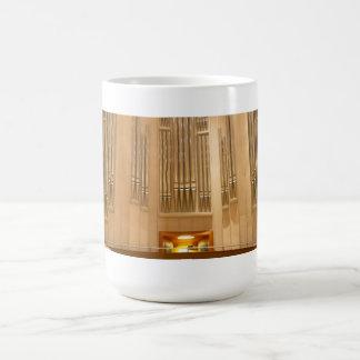 Shanghai pipe organ mug