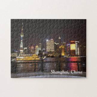 Shanghai PuDong, China Puzzles