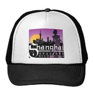 Shanghai Sessions Recordings Cap Trucker Hat