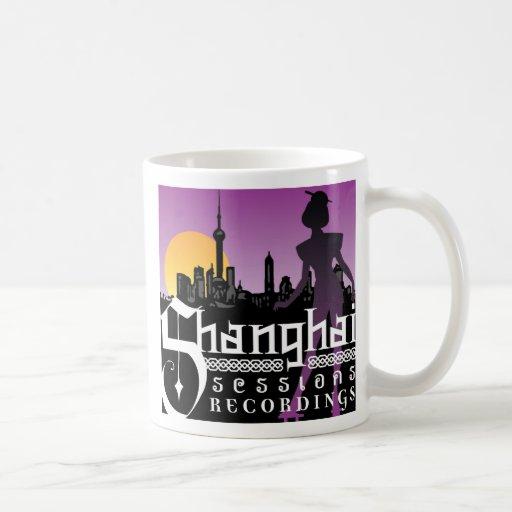 Shanghai Sessions Recordings Mug