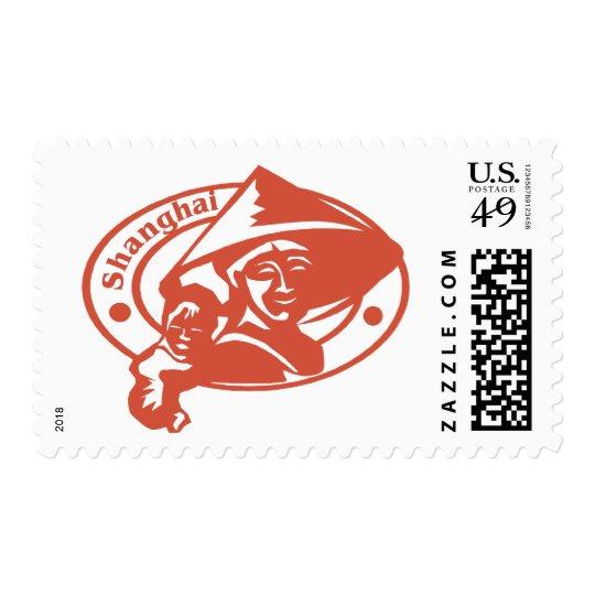 Shanghai Stamp