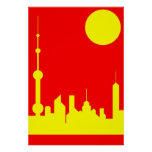 Shanghai Sunshine Posters