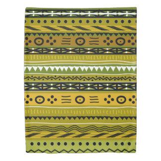 Shango Tribal Duvet Cover
