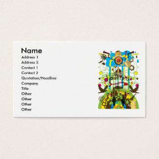 Shangri-La Business Card