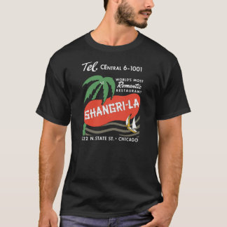 Shangri-La (Front and Back) T-Shirt