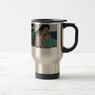 shanis pic The 2 cuties Coffee Mug