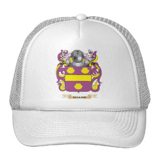 Shank Coat of Arms (Family Crest) Trucker Hat