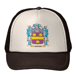Shank Coat of Arms - Family Crest Trucker Hat