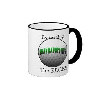 SHANKAPOTOMUS coffe mug cart path