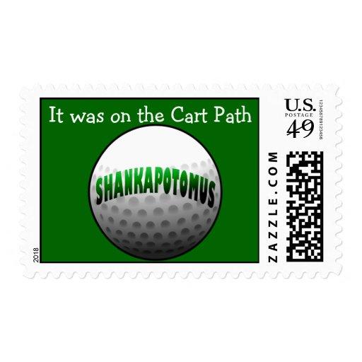 Shankapotomus Postage Stamps