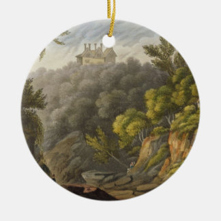 Shanklin Chine, from 'The Isle of Wight Illustrate Ceramic Ornament