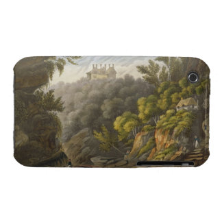 Shanklin Chine, from 'The Isle of Wight Illustrate iPhone 3 Cover