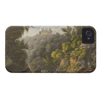 Shanklin Chine, from 'The Isle of Wight Illustrate iPhone 4 Case-Mate Case