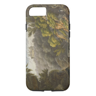 Shanklin Chine, from 'The Isle of Wight Illustrate iPhone 8/7 Case