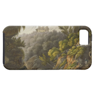 Shanklin Chine, from 'The Isle of Wight Illustrate iPhone SE/5/5s Case