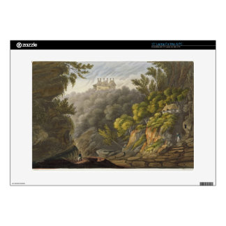 Shanklin Chine, from 'The Isle of Wight Illustrate Laptop Skin