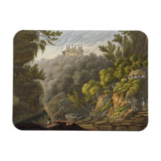 Shanklin Chine, from 'The Isle of Wight Illustrate Magnet
