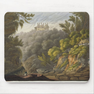 Shanklin Chine, from 'The Isle of Wight Illustrate Mouse Pad