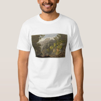 Shanklin Chine, from 'The Isle of Wight Illustrate T Shirt