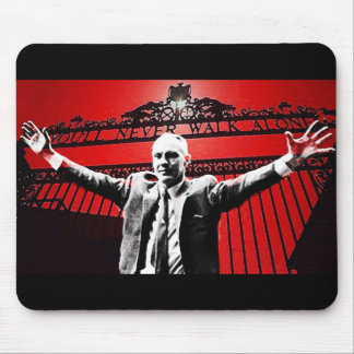 Shanks Mousepad by Colin Carr-Nall