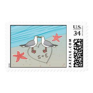 Shannon Beach Stamp