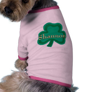 Shannon Irish Pet Tshirt