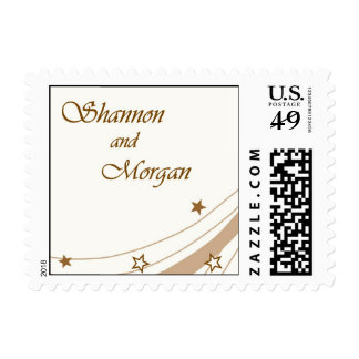 Shannon & Morgan Stamps