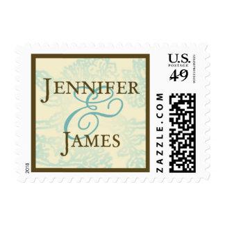 Shannon Wedding Stamp