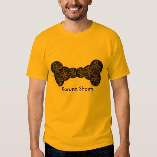 Shanti - Karuna Reiki Symbol T Shirt