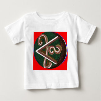 Shanti = Peace Baby T-Shirt