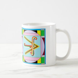 SHANTI = Peace: Karuna Reiki Coffee Mug