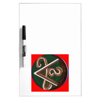 SHANTI Symbol : for Peace Lovers Dry-Erase Whiteboards