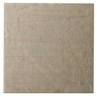 Shantung silk print ceramic tile