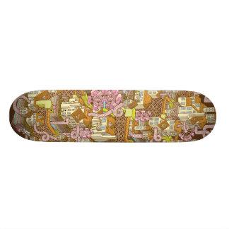 shantytown skateboard deck