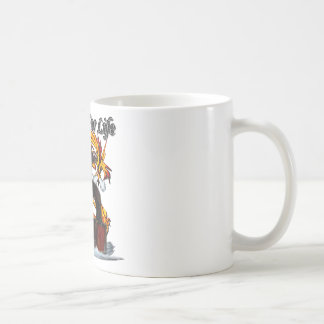 Shaolin Dragon Monk Coffee Mug
