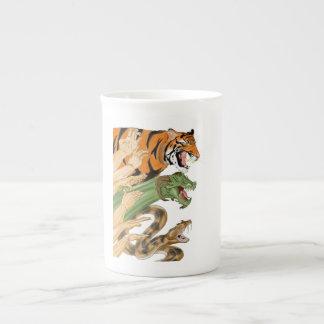 Shaolin Form Tea Cup