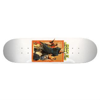 Shaolin Kung Fu Skateboard Deck