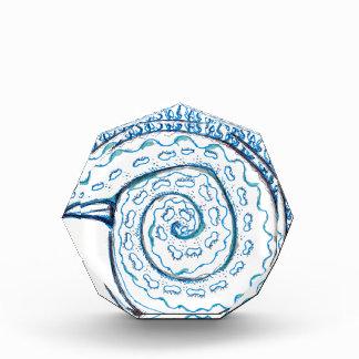 Shape imposed spiral Chiral Award