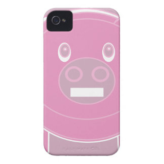 Shape Made Pig Case-Mate iPhone 4 Case