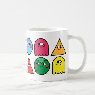 Shape People Coffee Mug