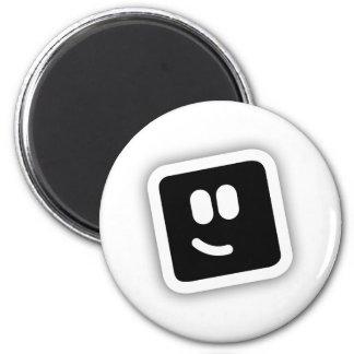Shape Shape 2 Inch Round Magnet