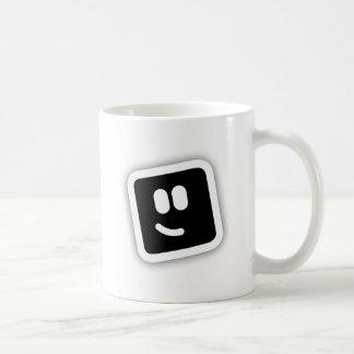 Shape Shape Classic White Coffee Mug