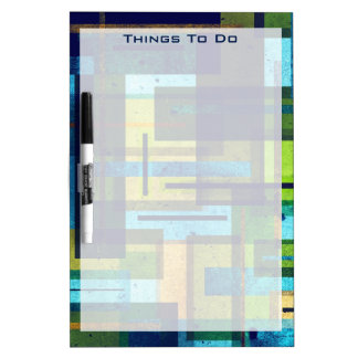 Shape Shift Dry-Erase Board