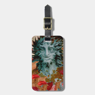 Shape Shifter Luggage Tag