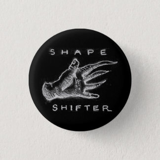 Shape Shifter - Silverwood Pinback Button