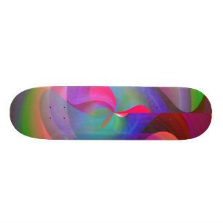 Shape Shifting Skateboard