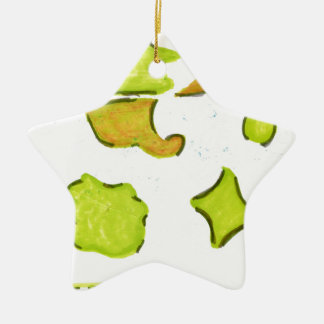 Shapes A Christmas Expression Ornament