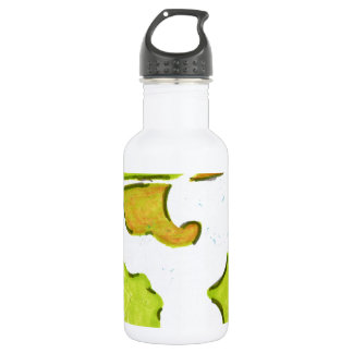 Shapes A Christmas Expression Water Bottle